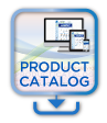 Blue Catalog Icon