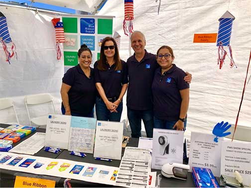 Hundreds of laundromat owners, operators and managers flocked to the one-day coin laundry show in Redwood City to learn more about a variety of industry topics, and, to attend the sponsored trade show to view and purchase the latest new laundromat-centric products and services.