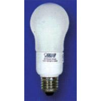 "CFL FLOURESCENT ""A"" LAMP 16 Watts Medium Base Packed 12"
