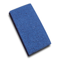 DOODLEBUG SCRUB PADS MEDIUM DUTY Blue replacement pads