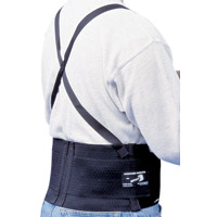 "BACK SUPPORTS WITH SUSPENDERS 48"" - 58"" Large"