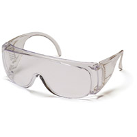 PROTOGUARD SAFETY SPECTACLES  Mark Resistent Polycarbonate, 99.9% UV Protection.