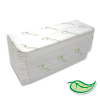 ACTIVA® C-FOLD PAPER HAND TOWELS White 12/200ct
