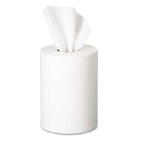 ACTIVA® CENTER PULL PAPER HAND TOWELS 2-PLY White 6 rolls of 600 sheets GET FREE DISPENSER!!! GA990