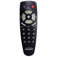 REPLACEMENT UNIVERSAL REMOTE CONTROL Packed 10
