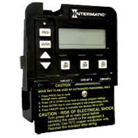 INTERMATIC DIGITAL TIMER CONTROL FOR UP TO 3 CIRCUITS 115/230 Volt 25 Amp