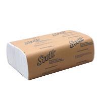 KIMBERLY CLARK SCOTT MULTI-FOLD PAPER HAND TOWELS White 16/250ct