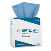 KIMTEX  Heavy duty disposable wipers -5/100ct