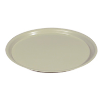 "ROUND TRAY  12"" Diam., Bone, Packed 1 each"