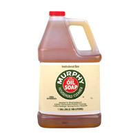 MURPHY'S OIL SOAP - LIQUID WOOD CLEANER 4/1 gallon bottles