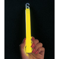 "EMERGENCY LIGHTING 6"" SAFETY LIGHT STICK Packed 100"