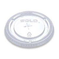 LIDS WITH STRAW SLOT  For use with 12/20, oz Medium Plastic Cold Cups, 1000