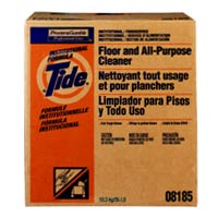 TIDE® POWDERED FLOOR & ALL PURPOSE CLEANER 36 lbs carton