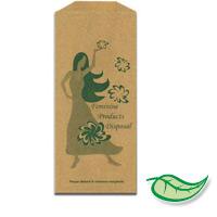 SANITARY NAPKIN BAGS  Individual napkin bags -1000ct