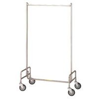"PORTABLE GARMENT RACKS  36"" wide"