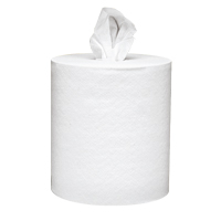 SCOTT CENTER PULL PAPER HAND TOWELS 1-PLY White 6/250'