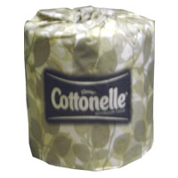 Sc771 Kleenex 17713 Cottonelle Toilet Tissue 2 Ply White