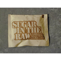 SUGAR-IN-THE-RAW®  Packed 500