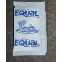 EQUAL® SUGAR SUBSTITUTE  Packed 2000