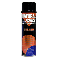 DYMON NATURAL FORCE JELLED DEGREASER 12/20 oz aerosol cans.