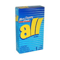 ALL DETERGENT VENDING BOXES (100) Powder