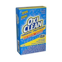 OXI-CLEAN STAIN REMOVER VENDING BOXES (156) Powder