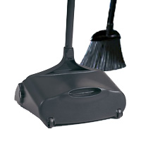 LOBBY PRO® UPRIGHT DUST PAN & ACCESSORIES Dust Pan 12.8x11.3x5""