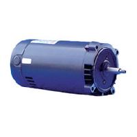 "3/4 h.p. 115/230v MOTOR 5.5"" Barrel Diameter Threaded"