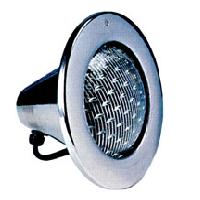 ASTROLITE POOL LIGHT 500w 120v 30ft cord Stainless Steel Face Ring
