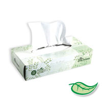 GEORGIA PACIFIC FLAT BOX STANDARD FACIAL TISSUE Envision 30/100ct