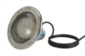 AMERLITE POOL LIGHT STAINLESS STEEL FACE 300w 120v 50 ft cord