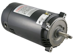 Pool and spa motors blue ribbon supply for Sq1152 ao smith motor