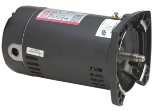 A o smith sq1152 square flange motor 1 1 2hp 230 v for Sq1152 ao smith motor