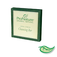 ProNature® VERBENA FACIAL CLEANSING BAR SOAP .75 oz size, boxed. Packed 250