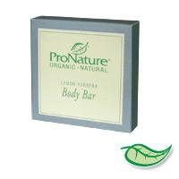 ProNature® VERBENA BODY BAR SOAP 1.25 oz size, boxed. Packed 250.