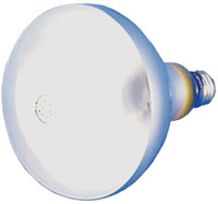 REFLECTOR FLOOD BULB  500RFL130 - 500w 130 volt