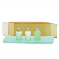 NASSAU COLLECTION  Amenity tray, ocean, 12 x 4 x .5, Packed 6 each