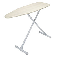 WARDROBE SIZE IRONING BOARD AND COVER Ironing Board