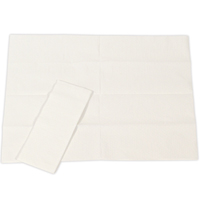 RUBBERMAID® PROTECTIVE LINERS FOR BABY CHANGING STATION Laminated 2-ply tissue paper. Packed 1 of 320 liners.