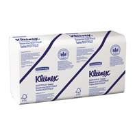 KLEENEX® SCOTTFOLD* PAPER HAND TOWELS L-fold White 20/120ct