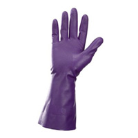 KLEENGUARD® G80 CHEMICAL RESISTANT PURPLE GLOVES Large (12 pr)
