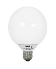 CFL GLOBE LAMP   15 Watt ESL15GT