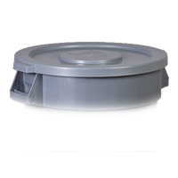 GENERIC 44 GALLON CONTAINERS AND ACCESSORIES Gray lid