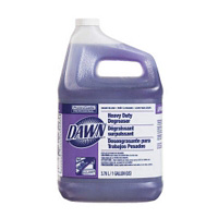 DAWN HEAVY DUTY DEGREASER  3/1 gallon bottles