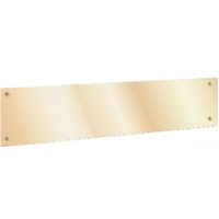 """METAL BRACKET FOR MOUNTING WASH PRICE DECAL Model """"A"""" for wall"""