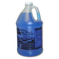 WINNING SYSTEM™ GLASS, MIRROR & WINDOW CLEANER 4/1 gallon bottles