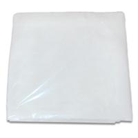 "NYLON SHOWER CURTAIN  HT150 - 72""x72"" White"