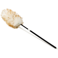 """RUBBERMAID® LAMBSWOOL DUSTERS Duster with 30-42"""" Plastic ext handle"""