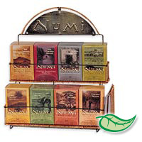 NUMI TEA DISPLAY RACK  Holds 8 box packages
