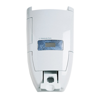 SANI-TUFF INDUSTRIAL HAND CARE SYSTEM White Dispenser 10.5x8.5x6